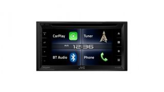 JVC KW-V820BT with CarPlay