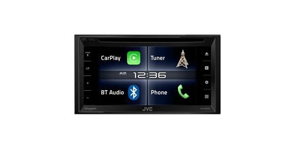 JVC KW-V820BT with CarPlay