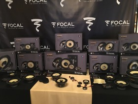 Focal Kevlar speakers