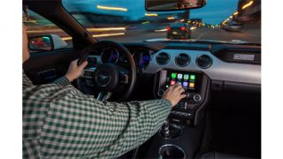 Ford Adds CarPlay and Android Auto