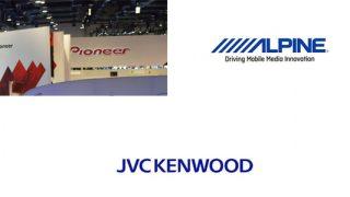 Pioneer Kenwood Alpine financial results