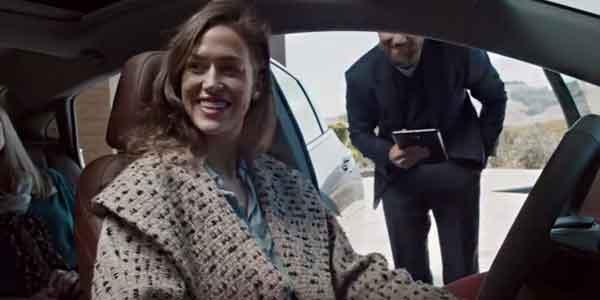Chevy Malibu CarPlay ad