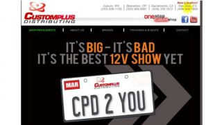 Custom Plus Distributors show