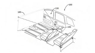 Ford patent autonomous entertainment