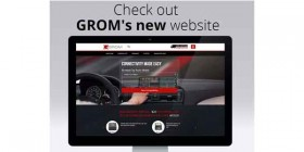 new GROM web site