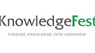 KnowledgeFest Spring 2016 logo