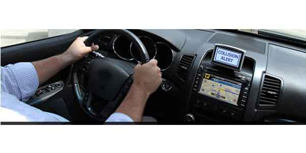 V2V car tech