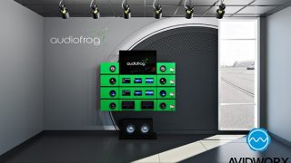 Avidworx Audiofrog showcase
