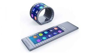 Moxi bendable phone