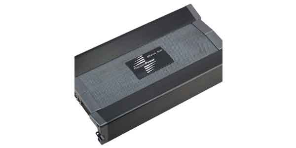 Precision Power Black Ice amplifiers for car