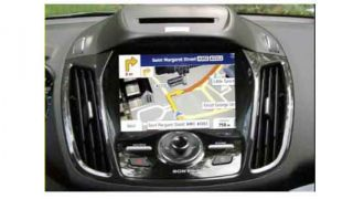 GCH Ford SYNC 3 interface