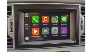 CarPlay Kia