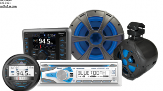 Dual Electronics marine audio