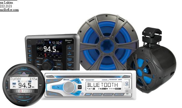 Dual Electronics marine audio