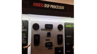 Metra Axxess DSP at CES 2017