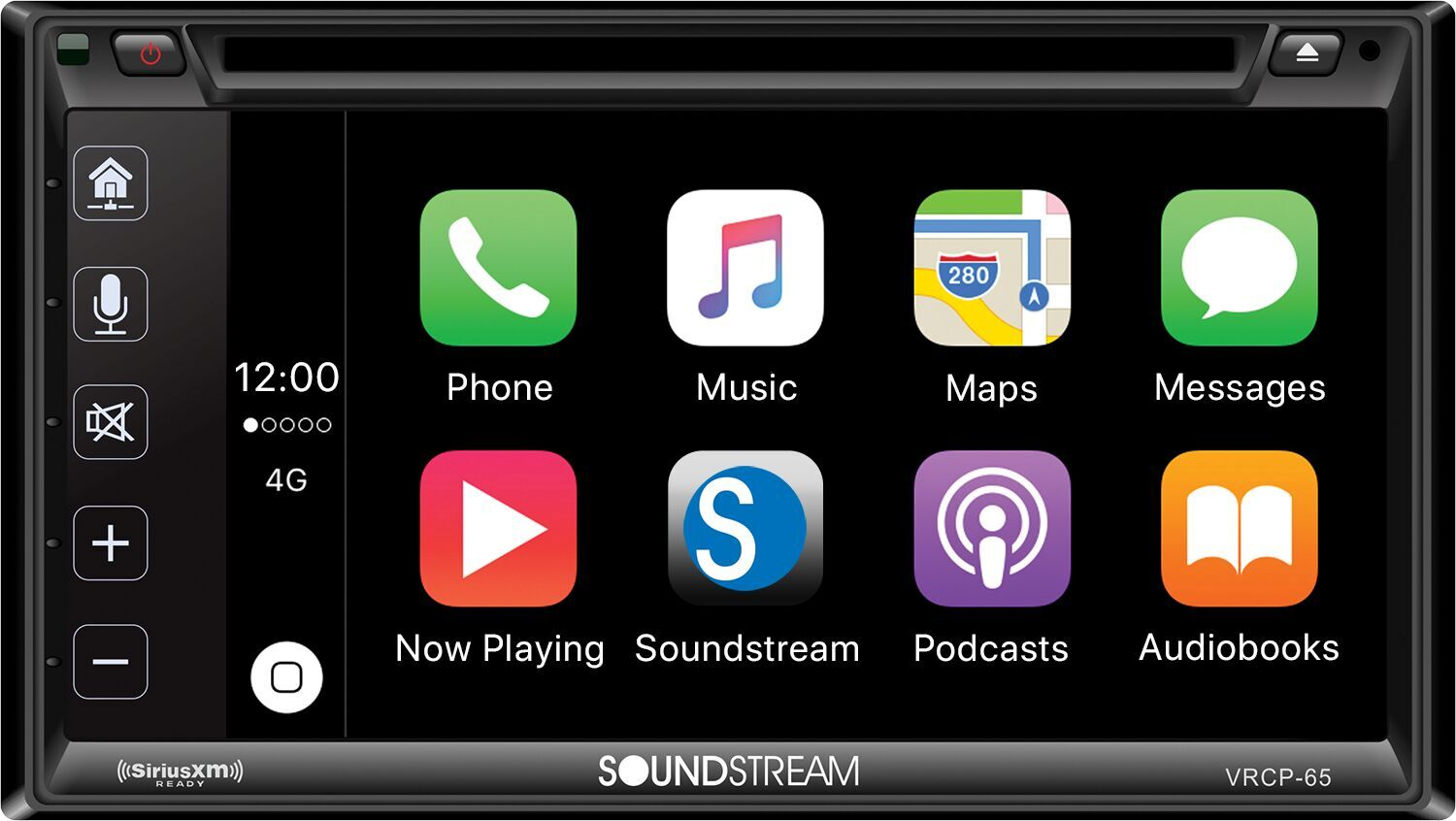 Soundstream CarPlay 2