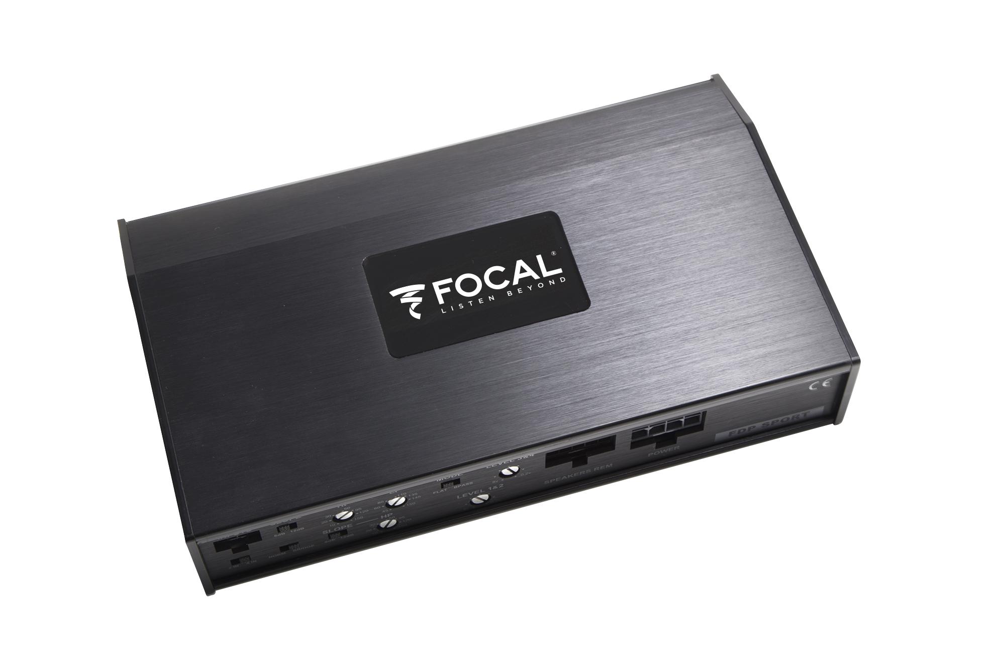 Focal FDP motorcycle amplifier