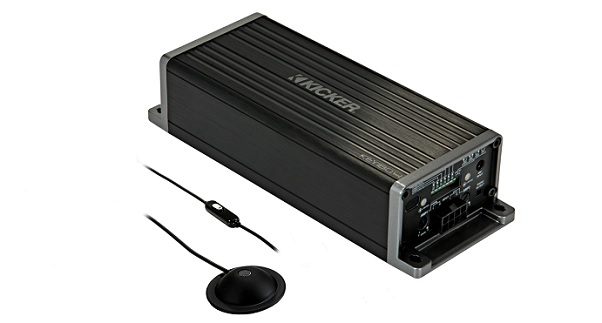Kicker KEY Smart amplifier