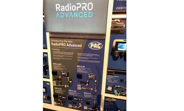 PAC radiopro advanced