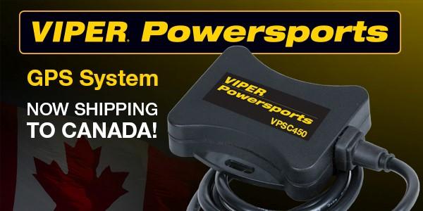Viper Powersports GPS