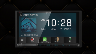 Kenwood wireless CarPlay