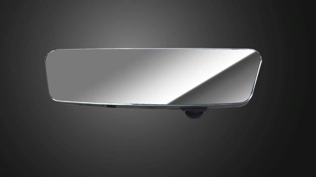Rydeen 360 DVR rear view mirror