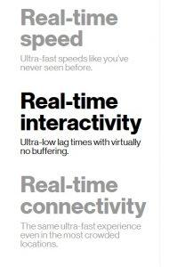 5G Qualities Verizon