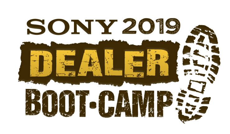 Sony boot camp