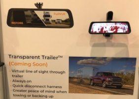 Brandmotion Transparent Trailer