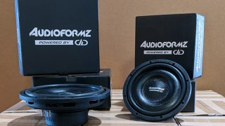 DD Audio Audioformz