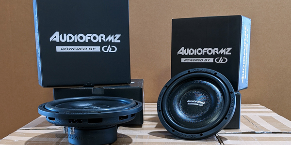 DD Audio Audioformz