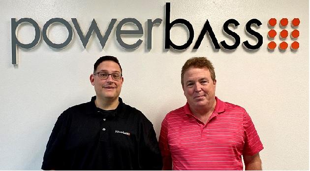 Powerbass promotes Erik Harbour