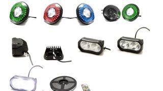 Race Sport Intros New Car Lighting