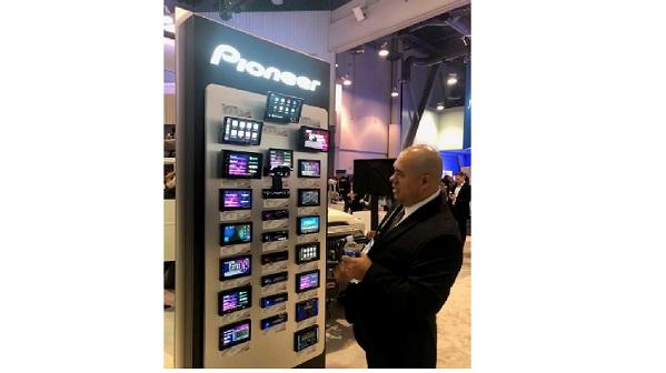 Pioneer Alexa radios