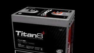 XS Power Launches Titan 8 batteries