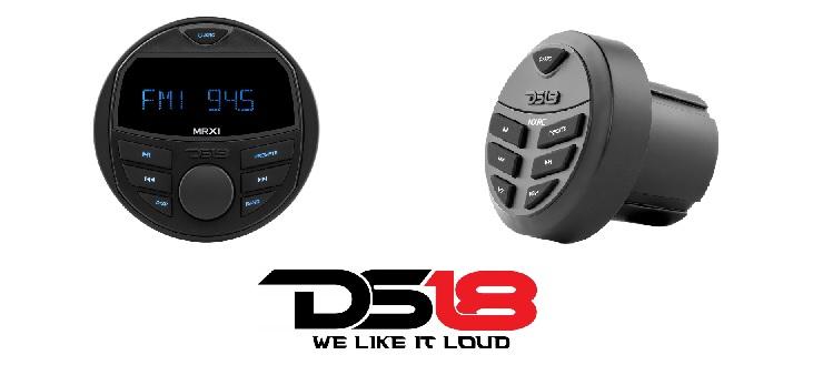 DS18 marine radio