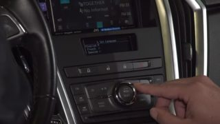 Metra dash kit for Cadillac SRX