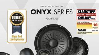 Eton Onyx Wins Award