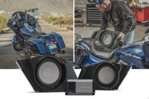 Rockford Adds New Harley Subwoofer Kit