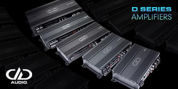 DD Audio D Series