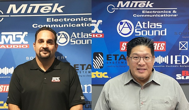 MTX Appoints Two New Sales Managers